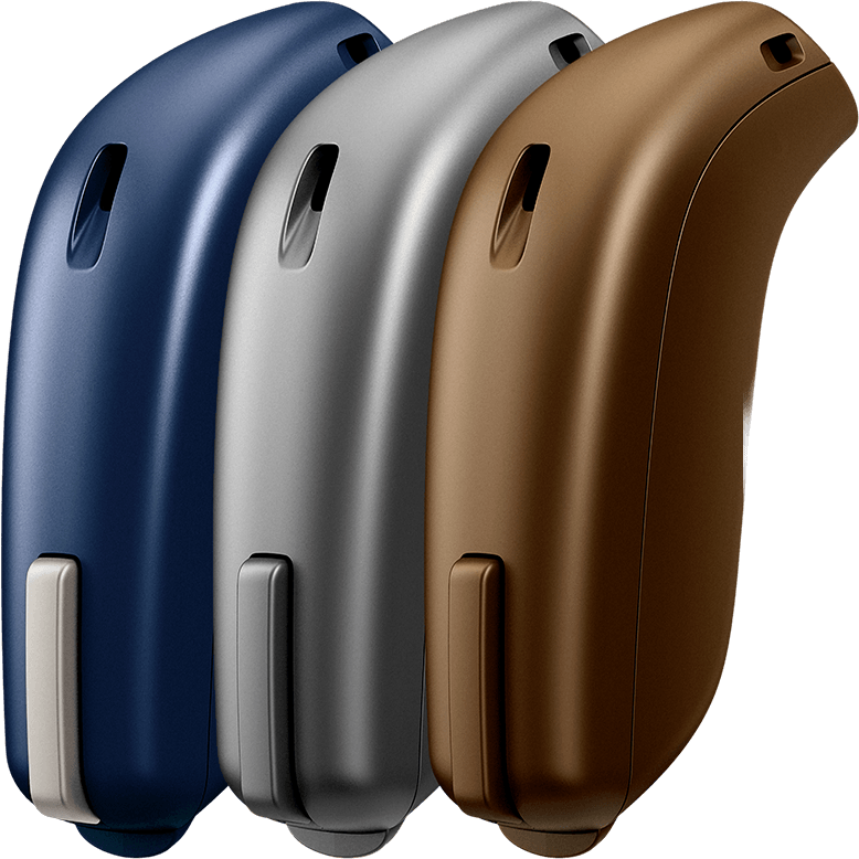 photo: Oticon Opn hearing aids